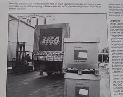 LEGO: DSM (maxx3001) Tags: lego dsm dutch staatsmijnen color sample plastic abs test brick 2x4 state mines