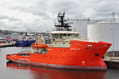 Grampian Dee (Iain Maciver SY) Tags: aberdeen harbour errv standbyship scotland sea ship rescue grampian