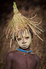 Suri Tribe, People of the Omo Valley, Ethiopia - Tribu Suri, Peuple de la Vallée de l'Omo, Éthiopie ( Jean-Yves JUGUET ) Tags: africa african afrika ethiopia africain afrique ethiopie ethiopië jeanyvesjuguet regardsdumonde tribes omovalley tribe tribu omo peopleoftheomovalley peuledelavalléedelomo