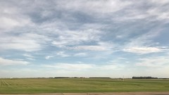 Taken from airplane's window (Trinimusic2008 -blessings) Tags: trinimusic2008 judymeikle alberta airport airplane summer august 2019 yesterday canada edmonton aerial windowseat iphone