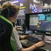 Boy plays Forinte at German games fair Gamescom