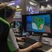 Junge spielt Fortnite auf der Gamescom in Köln