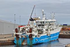 Scotia (Iain Maciver SY) Tags: aberdeen port fishing ship harbour maritime marine