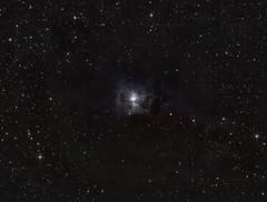 Iris Nebula (NGC 7023) (Davide Simonetti) Tags: irisnebula ngc7023 caldwell4 c4 reflectionnebula nebulae lbn487 sao19158 tcephei betacephei alphirk space astronomy astrophotography
