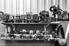 Classic Film Cameras (sasastro) Tags: fakenham market fakenhammarket norfolk northnorfolk pentax analog classiccameras film