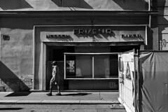 Vienna in b&w (rixo.hmnby) Tags: 35mm film filmlove filmonly blackandwhitefilm filmphotography photo photographer filmphotographer ishootfilm shotonfilm analog fullanalog vintage old slr minolta minoltagang bw bandw blackandwhite bwphotography bwfp kodaktrix trix400 kodakfilm vienna wien austria igersaustria flickraustria flickrworldwide flickuser urban urbanjungle city capitalcity europe europa shootinginvienna weekend sign signs vintagesigns oldsigns oldshop storefront street streetphotography aspiringstreetphotographer replica duplicate person walkin personwalking people