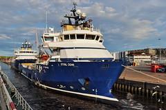 Stril Odin (Iain Maciver SY) Tags: port psv oil oilindustry aberdeen harbour ship sea supplyvessel scotland