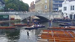 Cambridge Punts (philept1) Tags: water river cam outdoors view bridge cambridge punts