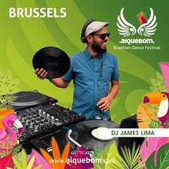 Ai que Bom Brussels 2019 (James Lima.) Tags: dj james lima