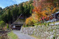 La maison au bout du chemin (stephanexposeinjapan) Tags: japon japan asia asie stephanexpose canon 600d 1635mm miyama kyoto nature village montagne mountain