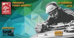 DJ JAMES LIMA - FORRÓ SEGRETO 16-2-2019 (James Lima.) Tags: dj james lima