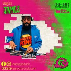 FORRÓ ROOTSTOCK EUROPA - 14 A 16 SETEMBRO 2018 (James Lima.) Tags: dj james lima