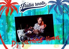 FORRÓ ITALIA ROOTS - DJ JAMES LIMA - 31 MAIO A 3 JUNHO 2018 (James Lima.) Tags: dj james lima