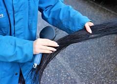 2019 Kastelentocht (Steenvoorde Leen - 14.8ml views) Tags: 2019 doorn utrechtseheuvelrug kastelentocht paardenstaart ponytailpferdeschwanz handen hands