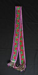 Faja Belts Mexican sash Weavings Textiles Mazahua (Teyacapan) Tags: edomex textiles mexico mazahua faja belt sash weavings ropa