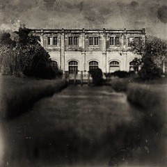 THE MANSION (Lucretia My Reflection) Tags: sullen sullenwater water darkwater poe edgarallanpoe usher thefall thefallofthehouseofusher tale gothic gothictale corradoleoni leoniart leoniartproject leoniartdrop goth horror grotesque arabesque 1800 19thcentury lake tarn bog marsh marshland swamp tophat man voyager guest madness horrorstory death ghost dead deadnature deadtrees trees house mansion bridge dream dreamy surreal surrealism surrealphoto surrealphotography lensbaby tiltlens blur seeinaway square squaredpicture