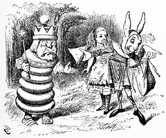 Chess King - Alices Adventures in Wonderland 8568 (Brechtbug) Tags: chess king from pen name lewis carrolls alices adventures wonderland 1865 through lookingglass what alice found there 1871 illustration by sir john tenniel english illustrator graphic humorist political cartoonist prominent second half 19th century british humor story surreal scenes written charles lutwidge dodgson fantasy