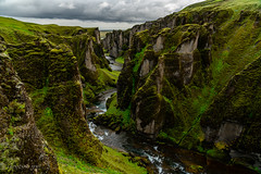 Fjaðrárgljúfur Canyon (Iceland) (christian.rey) Tags: fjaðrárgljúfur canyon iceland islande paysage landscape sony alpha a7r2 a7rii 24105