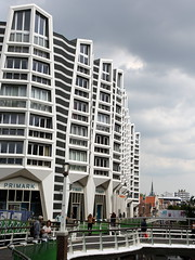 from denver to las vegas (andrevanb) Tags: zaandam architecture modern shopping mall lasvegas