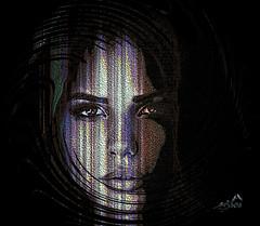 I had a Dream (SØS'Art) Tags: digiart digitalartwork art kunstnerisk manipulation solveigøsterøschrøder artistic dream eyes girl photomanipulation sad woman