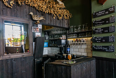 The Green Dragon (ianrwmccracken) Tags: glass england greendragon taproom beer indoors interior yorkshire ale craft whitby stout pub sour a6000 room sony bar
