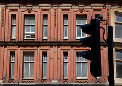 Baldwin Street brick (archidave) Tags: bristol architecture victorian brick renaissance revival baldwin street
