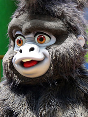 Terk (meeko_) Tags: terk gorilla tarzan characters disneycharacters hakunamatatatimedanceparty danceparty discoveryisland disneys animal kingdom disneysanimalkingdom themepark walt disney world waltdisneyworld florida