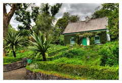 Church Hill IR - Glenveagh Castle garden 03 (Daniel Mennerich) Tags: churchhill glenveaghcastle ireland countydonegal canon dslr eos hdr hdri spiegelreflexkamera slr eire irland éire irlande ирландия irlanda