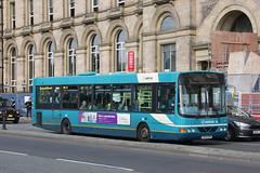 Arriva 2505 CX54 EPK (johnmorris13) Tags: arriva 2505 cx54epk vdl sb200 wrightcommander wrightbus bus