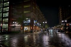Rainy Night at RIO Washingtonian Center (Steve Holsonback) Tags: rainy night rio washingtonian center reflections sony a7rii light gaithersburg montgomery county maryland