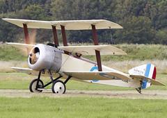 Sopwith Triplane (Graham Paul Spicer) Tags: sopwith triplane ww1 rfc royalflyingcorps raf royalairforce military warplane 3wing greatwar aircraft plane flying aviation display vintage