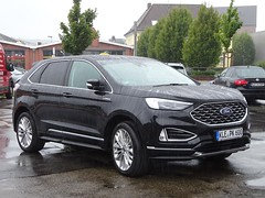 Ford Edge Vignale (harry_nl) Tags: germany deutschland 2019 kleve ford edge vignale