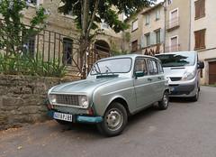 1979 Renault 4 GTL (Spottedlaurel) Tags: renault 4