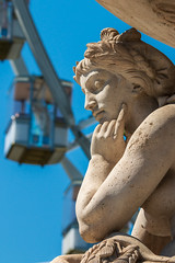 Danibus fountain (Behind Budapest) Tags: 2019 365project 70d budapest canon hungary lipotvaros magyarorszag city nyar outdoor outdoors outside sightseeing statue summer szobor town urban varosnezes danubiuskut 250v10f