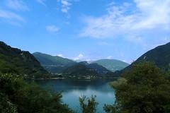 Lago di Arsiè 1 (tizianogalante) Tags: arsiè lago veneto belluno montagne