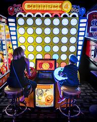 Paige and Jack (Steve Holsonback) Tags: sony a7rii kids game rio washingtonian center