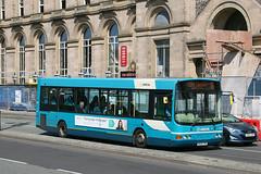 Arriva 2526 DK55 FXM (johnmorris13) Tags: arriva 2526 dk55fxm vdl sb120 wrightcadet wrightbus bus