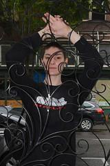 CIA_5098wtmk (CIAphotos) Tags: aberdeen wa usa portraiture streetphotos streetportraiture courtney fence olympiawa olympia gate irongate