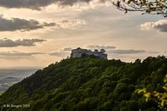Burg Hohenneuffen (markbangert) Tags: hohenneuffen neuffen burg fort fortification ruin ruine germany nikon z6 fx