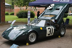 1963/65 Rover-BRM gas turbine racer (1) (Nivek.Old.Gold) Tags: 196365 roverbrm gas turbine racer