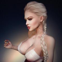 #51 (Faby Casanova) Tags: second life avatar girl female deetalez luxrebel genus bimbo belleza doux supernatural emarie swallow blond
