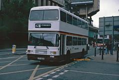 Finglands 1758 (JTY 404X) (SelmerOrSelnec) Tags: finglands leyland olympian ecw jty404x manchester portlandstreet northerngeneral bus