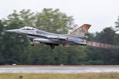 FA-116 / Belgian Air Component / General Dynamics F-16AM Fighting Falcon (Charles Cunliffe) Tags: canon7dmkii aviation montdemarsanairbase lfbm belgianaircomponent baf generaldynamicsf16amfightingfalcon f16amfightingfalcon fa116