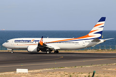 OK-SWB_03 (GH@BHD) Tags: okswb boeing 737 738 737800 max max8 b737 b738 b73m b7m8 7m8 737max8 tvs travelservice travelserviceairlines smartwings arrecifeairport lanzarote ace gcrr arrecife aircraft aviation airliner