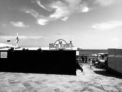 Torino ai bagni (VauGio) Tags: torino turin alassio bagni spiaggia platya playa sea mare canonlens canon200d bianconero biancoenero blackandwhite blackwhite liguria italy italia