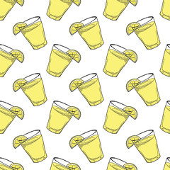 30 (wcsofdwp93) Tags: lemonade lemon glass drink slice jar vector summer fresh cocktail beverage background mason homemade water yellow cold fruit white citrus food illustration organic refreshment juice natural sweet seamless pattern texture sketch sketchy doodle cartoon clip art hand drawn line style draw engraving engraved ink postcard tshirt design print