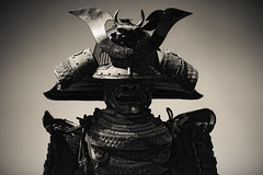 大名 (小川 Ogawasan) Tags: japan japon nippon nihon giappone samourai samurai lord daimyo expo armor warrior paris guimet 大名