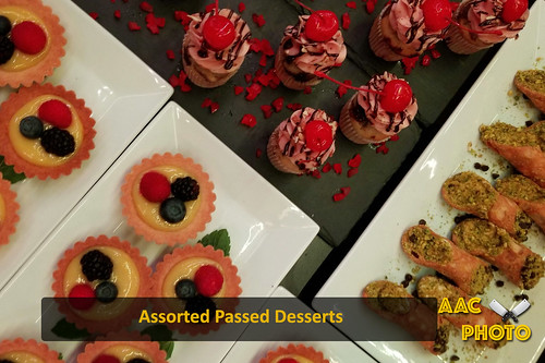 "Assorted Passed Desserts • <a style=""font-size:0.8em;"" href=""http://www.flickr.com/photos/159796538@N03/48602510716/"" target=""_blank"">View on Flickr</a>"