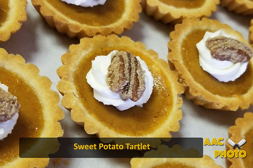 "Sweet Potato Tartlet • <a style=""font-size:0.8em;"" href=""http://www.flickr.com/photos/159796538@N03/48602512501/"" target=""_blank"">View on Flickr</a>"