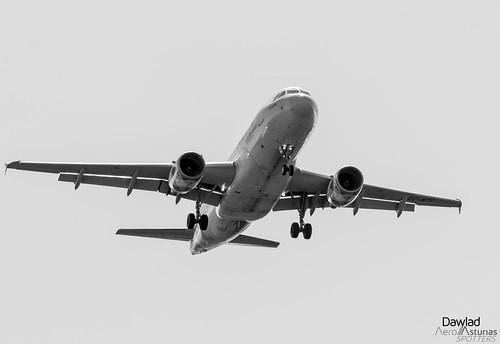 Airbus 319 EC-MTF Volotea